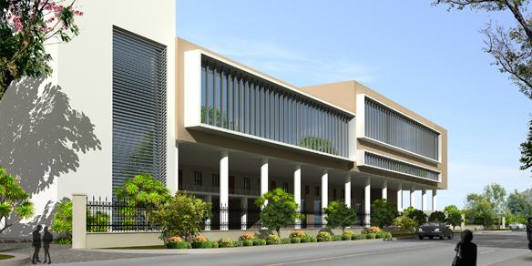 Exceptional Educational Building Designs India, School Building Design Architecture  Delhi NCR Noida India